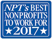 NPT's Best Nonprofits to work for in 2017